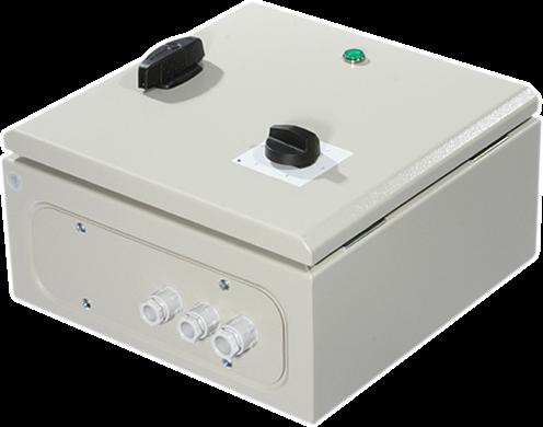Ruck 5-Standen trafo TEM S 10,0 A transformator - contact voor servomotor (TEM 100S)