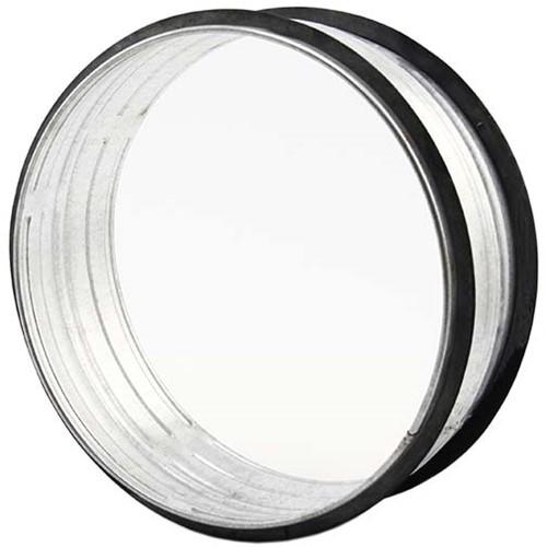 Spiro verbindingstuk voor buis 80 mm (sendz. verz.)