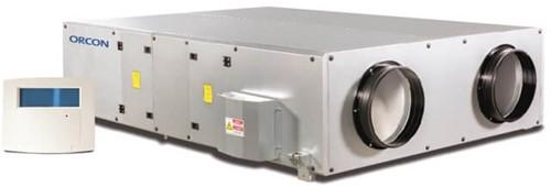 Orcon WTU 600 EC-IE  - 600m³/h