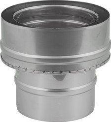 DW-EW diameter  200 mm (200/250) overgang I316L/I304 (D0,5/0,6)