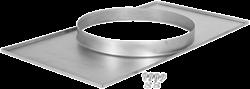 Ruck verloopstuk kanaal/pijp - 500x300 - Ø250 (UKR 5030 01)