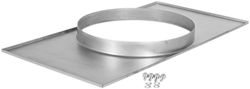 Ruck verloopstuk kanaal/pijp - 600x350 - Ø355 (UKR 6035 01)