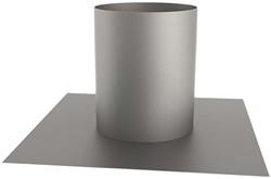 Plakplaat rond 400 mm (410) (sendzimir verzinkt)