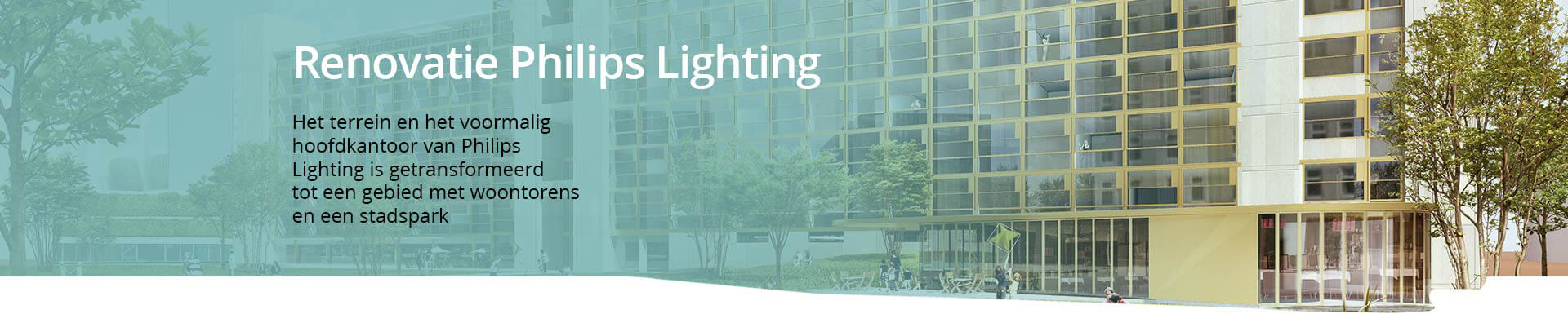 Renovatie Philips Lighting referentie project Econox