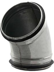Spiro-SAFE bocht 125 mm 45 graden (sendz. verz.)