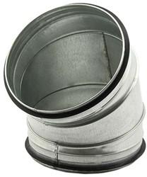 Spiro-SAFE bocht 160 mm 45 graden (sendz. verz.)