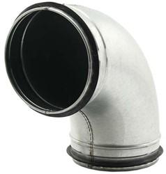 Spiro-SAFE bocht 100 mm 90 graden (sendz. verz.)