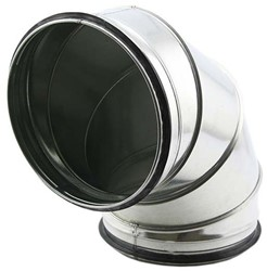 Spiro-SAFE bocht 250 mm 90 graden (sendz. verz.) (Default)