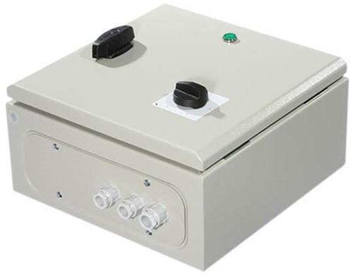 Ruck 5-Standen trafo TDM S 8,0 A transformator - contact voor servomotor (TDM 080S)