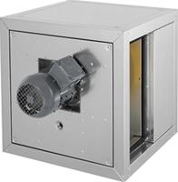 Afzuigbox met lineaire airflow en EC-motor buiten de luchtstroom (MPC EC TI)
