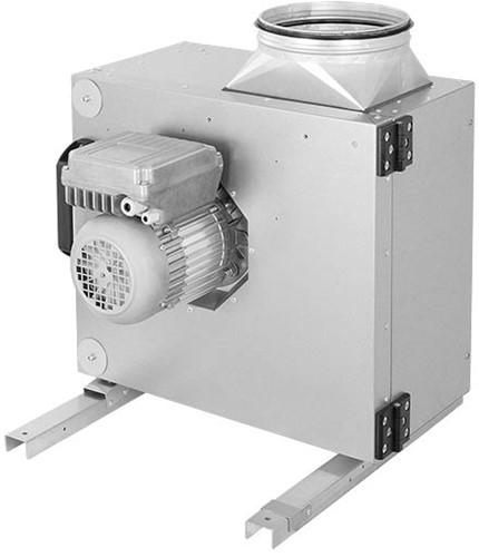 Ruck swing-out boxventilator met EC motor buiten de luchtstroom 2850 m³/h (MPS 250 EC 30)