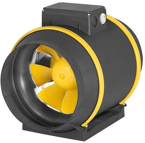 Ruck ETAMASTER buisventilator met EC motor 1300m³/h -Ø  200 mm (EM 200 EC 01)