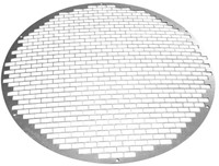 Ruck buisventilator inlaatbeschermrooster voor EL 500 (SG 500 02)