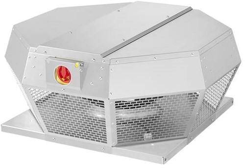 Ruck metalen dakventilator met apparaatschakelaar 3020m³/h (DHA 355 E4P 30)