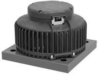 Ruck kunststof dakventilator met apparaatschakelaar en EC motor- 1020m³/h (DHA 220 ECP 20)
