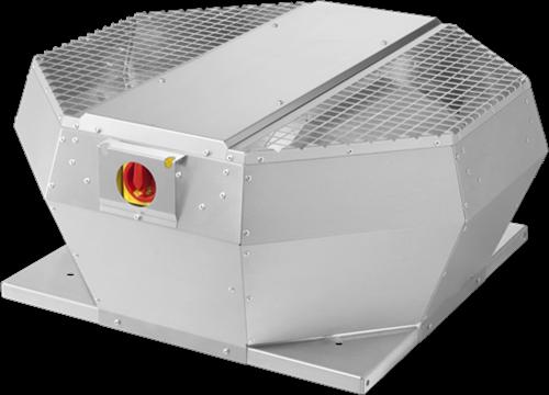 Ruck dakventilator met EC-gelijkstroommotor en constante drukregeling - 5550 m³/h (DVA 450 EC CP 31)
