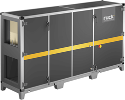 Ruck ETA CASE luchtbehandelingskast met tegenstroom warmtewisselaar - 3270 m³/h (ETA CASE 3000 30 R)