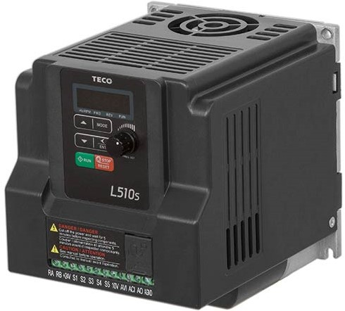 Ruck frequentie omvormer 0 - 400 V 3~ - IP20 voor AL 500 D2 01 (FU 55 13)