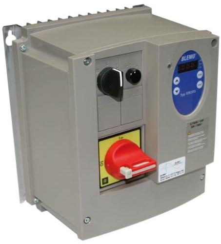 Ruck frequentie-omvormer 0 - 230 V 3~ voor EL 450 (FU 15 01)