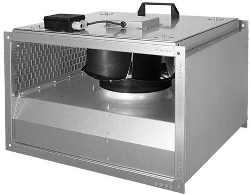 Ruck geïsoleerde kanaalventilator 8250m³/h - 800x500 (KVRI 8050 D4 30)