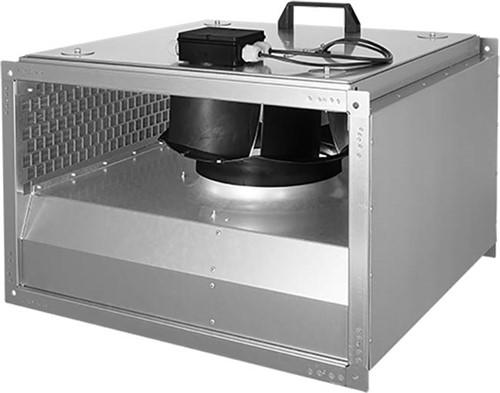 Ruck geïsoleerde kanaalventilator EC-motor 1790m³/h - 500x250 (KVRI 5025 EC 30)