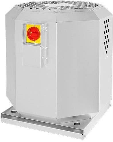 Ruck dakventilator voor keukenafzuiging tot 120°C  - 6130 m³/h - (DVN 450 E4 20)