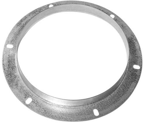 Ruck® inlaatflens, gegalvaniseerd plaatstaal Ø 180 mm (DAF 180)