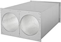 Ruck kanaal-geluiddemper 600x350 (SDE 6035 L02)
