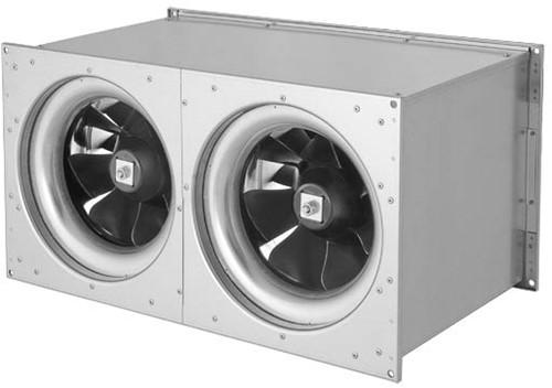 Ruck Etaline kanaalventilator 4940m³/h - 600x350 (ELKI 6035 E2 11)