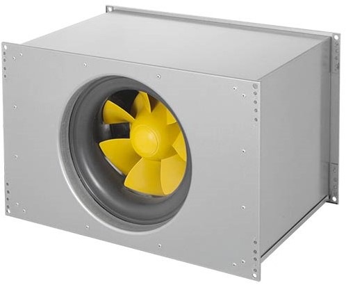 Ruck Etamaster kanaalventilator EC-motor 2300m³/h - 600x300 (EMKI 6030 EC 20)
