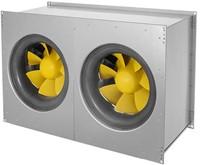 Ruck Etamaster kanaalventilator EC-motor 10410m³/h - 1000x500 (EMKI 10050 EC 22)
