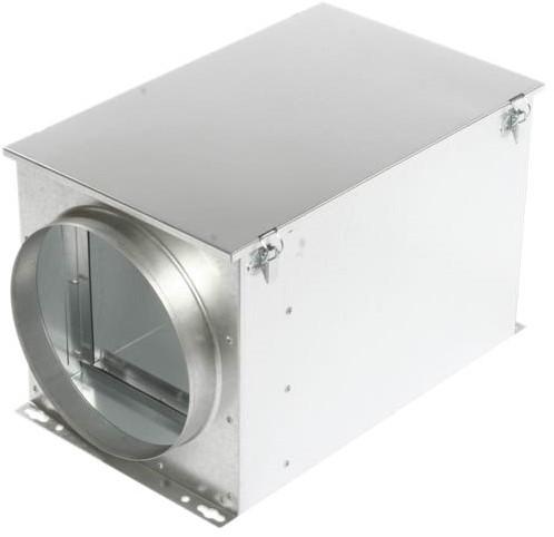 Ruck® luchtfilterbox voor zakkenfilter 125 mm (FT 125)