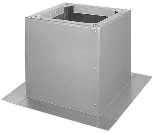 Ruck platdak dakopstand voor DVA (P) 450, 500, DVN(I) 450, 500, DHA(P) 450, 500 (DSF 450-10)