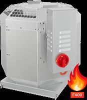 Rookgas-dakventilator verticaal, tot 200°C constant, 400°C / 120min (DVN D F4)