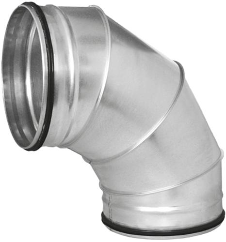 Spiro-SAFE bocht 250 mm 90 graden (sendz. verz.)