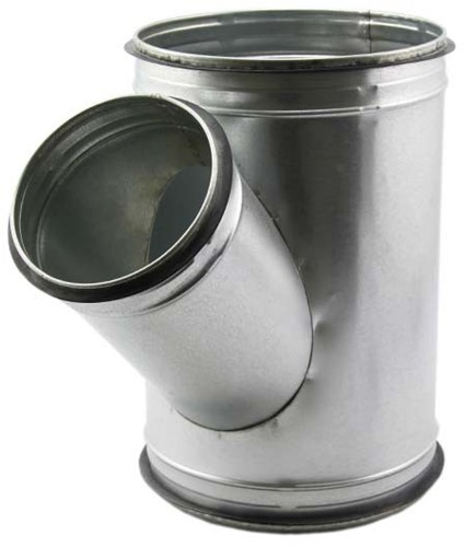 Spiro-SAFE t-stuk 315 mm – 200 mm (45 graden) (sendz. verz.)