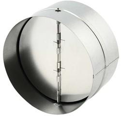 Spiro terugslagklep Ø 160 mm (sendz. verz.)