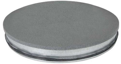 Thermoduct geïsoleerde deksel Ø 200mm