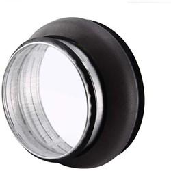 Thermoduct verloopstuk 180-125mm geisoleerd