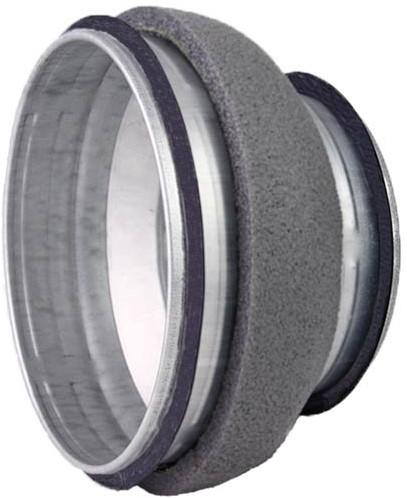 Thermoduct verloopstuk 450-400mm geisoleerd