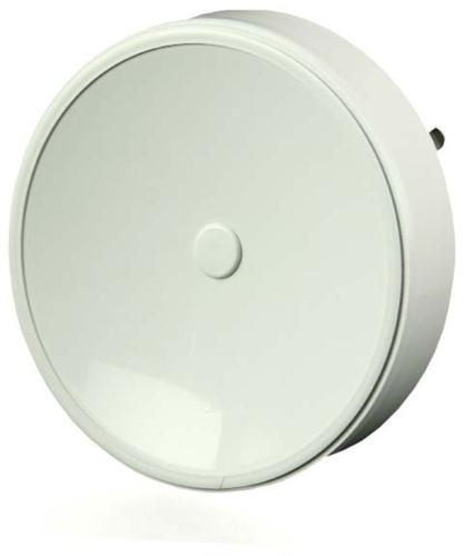 Ventilatietoevoer ventielen kunststof 125mm wit met klemveren - VST125