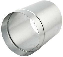 Spiro-SAFE verlengde schuifverbinding voor spirobuis 80 mm (sendz. verz.)