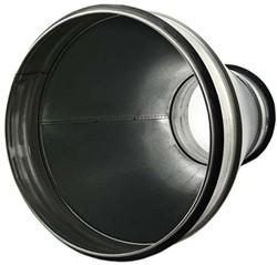 Spiro-SAFE verloopstuk 160 mm - 150 mm geperst (sendz. verz.)