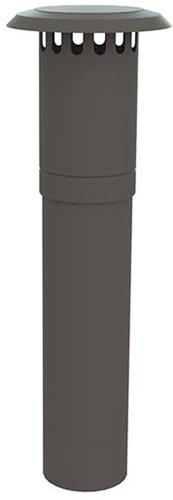 Thermoduct geïsoleerde dakdoorvoer Ø 125 mm