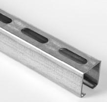 Montagerail 36/40 L=2000mm