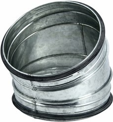 Spiro-SAFE bocht 160 mm 30 graden (sendz. verz.)