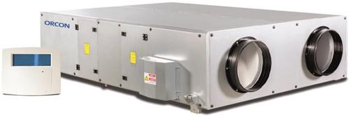 Orcon WTU 800 EC-IE  - 800m³/h