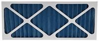 WTW filter CLIMA 800A - 273x822x20 - panel - F7 medium