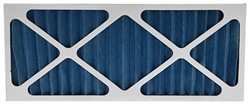 WTW filter CLIMA 800A - 273x822x20 - panel - G4