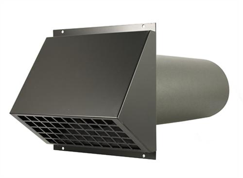 Thermoduct geïsoleerde geveldoorvoer Ø 150mm